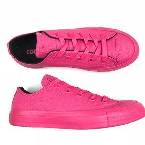 Converse All Star Ox Vivid Pink Pinktober sneakers